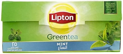 Lipton Mint Green Tea (37.5GM)