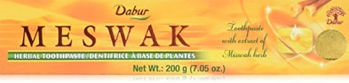 Dabur Miswak Herbal Toothpaste (200GM)
