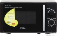 Onida MO20SMP11B 20 L Solo Microwave Oven (Black)