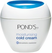 Ponds Moisturizing Cold Cream Skin Nutrients And Moisturizing (100GM)