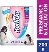 Mothers Horlicks (Vanilla, 200GM)