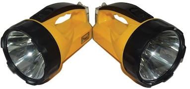 Ozure Mr. Kishan Emergency Light (Yellow)