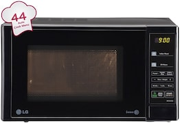 LG MS2043DB 20 L Solo Microwave Oven (Black)