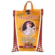 SHRILALMAHAL Mughlai Golden Sella Basmati Rice (10KG)