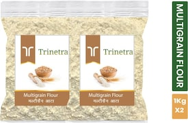Trinetra Multigrain Flour (1KG, Pack of 2)