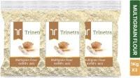 Trinetra Multigrain Flour (1KG, Pack of 3)
