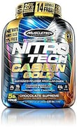 MuslceTech Nitro Tech Casein Gold Dietary Supplements (Chocolate, 2.27KG)