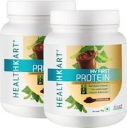 HealthKart My First Protein (Chocolate, 1KG, Pack of 2)