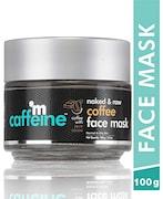 mCaffeine Naked & Raw Coffee Face Mask (100GM)