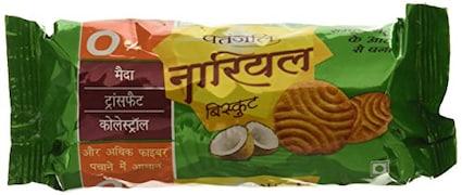Patanjali Nariyal Biscuits (100GM)