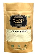 Omega Mongers Natural and Healthy Chana Besan (500GM)