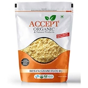 Accept Organic Natural Besan (400GM)