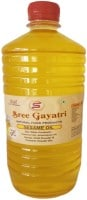 Sree Gayatri Natural Food Products Sesame Oil (1LTR)