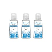 Zuci Natural Hand Sanitizer (30ML, Pack of 3)