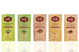 LIV IN NATURE Natural Spice and Masala Extract Drops (5ML, Pack of 5)