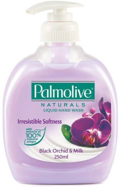 Palmolive Naturals Black Orchid and Milk Liquid Hand Wash (250ML)
