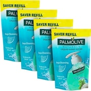 Palmolive Naturlas Liquid Hand Wash (185ML, Pack of 4)