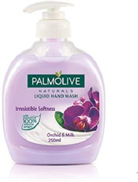 Palmolive Naturlas Orchid & Milk Liquid Hand Wash (125ML)