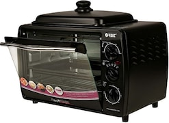 Orbit Neo 18 L Oven Toaster Grill (Black)