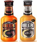 Park Avenue New Anti Dandruff Beer Shampoo + New Shiny and Bouncy Beer Shampoo (370ML, Pack of 2)