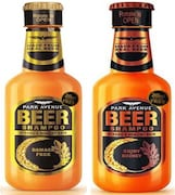 Park Avenue New Damage Free Beer Shampoo + New Shiny and Bouncy Beer Shampoo (370ML, Pack of 2)