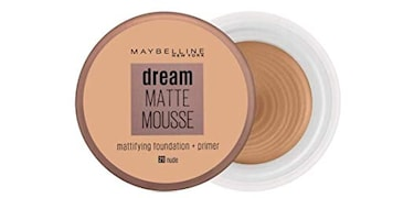 Maybelline New York Dream Matte Mousse Foundation (Nude)
