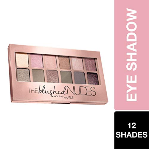 Maybelline New York The Blushed Nudes Eye Shadow (9GM)