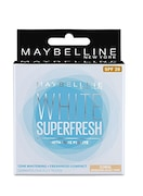 Maybelline New York White Super Fresh Compact Coral (8GM)