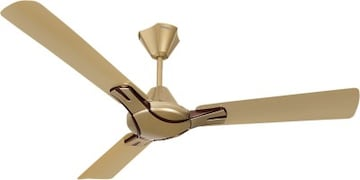 Havells Nicola Ceiling Fan (Brown)