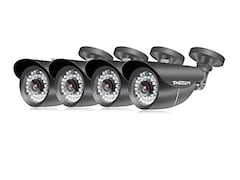 Tmezon Night Vision AHD CCTV Security Camera