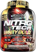 MuscleTech Nitro Tech Whey Gold Protein Dietary Supplements (2.72KG)