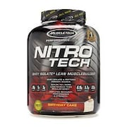 MuscleTech Nitro Tech Whey Isolate Plus Dietary Supplements (1.81KG)