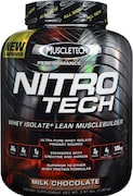 MuscleTech Nitro Tech Whey Isolate Plus Dietary Supplements (Chocolate, 1.80KG)