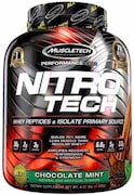 MuscleTech Nitro Tech Whey Isolate Plus Dietary Supplements (Chocolate, 1.82KG)