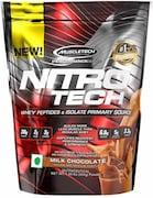 MuscleTech Nitro Tech Whey Isolate Plus Dietary Supplements (Milk Chocolate, 454GM)