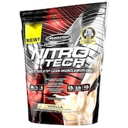 MuscleTech Nitro Tech Whey Isolate Plus Lean Musclebuilder Dietary Supplements (4.54KG)