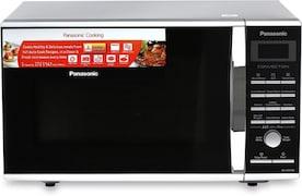 Panasonic NN-CD674MFDG 27 L Convection Microwave Oven (Silver)