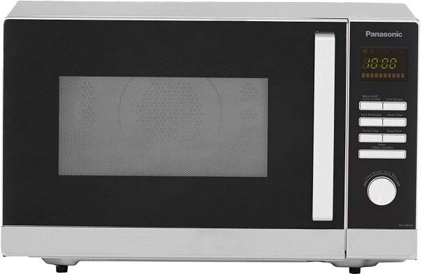 Panasonic NN-CD83JBFDG 30 L Convection Microwave Oven (Silver)