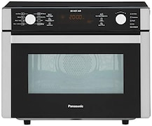 Panasonic NN-CD86JBFDG 34 L Convection Microwave Oven (Black)