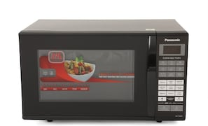 Panasonic NN-CT645BFDG 27 L Convection Microwave Oven (Black)