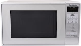 Panasonic NN-ST26JMFDG 20 L Solo Microwave Oven (Silver)