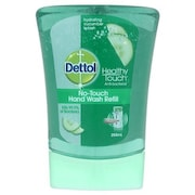 Dettol No-Touch Hydrating Cucumber Splash Hand Wash Refill (250ML)