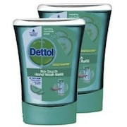 Dettol No-Touch Hydrating Cucumber Splash Hand Wash Refill (250ML, Pack of 4)