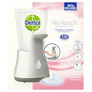 Dettol No-Touch Refill Anti Bacterial Hand Wash (250ML)