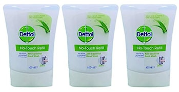 Dettol No-Touch Refill Anti Bacterial Hand Wash Refill
