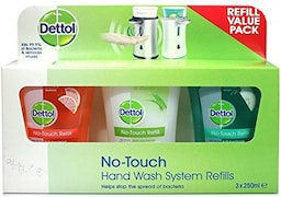 Dettol No-Touch Scented Hand Wash Refill (250ML)