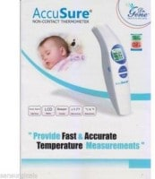 Dr. Gene Non Contact Bath Thermometer (White)