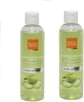 VLCC Nourishing Silky Shine Shampoo (350Ml * 2)(350 Ml) (350ML, Pack of 2)