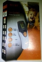 Hicks NT19 Non-Contact Infrared Thermometer (White)