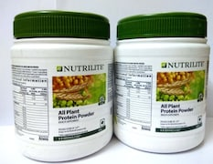 Amway Nutrilite All Plant Protein Powder (200GM, Pack of 2)